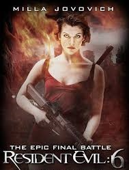 Resident Evil 6: The Final Chapter 2016