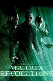 The Matrix 3 Revolutions 2003