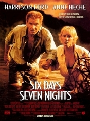 Six Days Seven Nights 1998