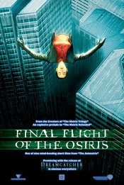 The Animatrix – The Final Flight of the Osiris 2003