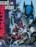 Batman: Assault on Arkham 2014