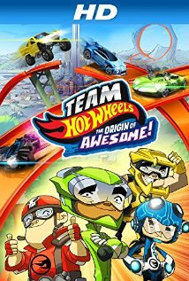 Team Hot Wheels: The Origin of Awesome 2014