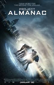 Project Almanac 2014