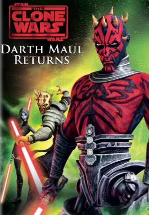 Star Wars Darth Maul Returns 2012