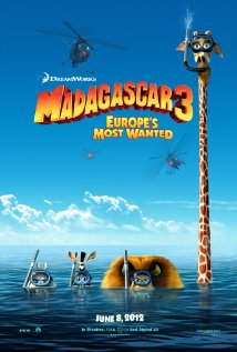 Madagascar 3:Europe?s Most Wanted 2012