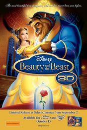 Beauty and the Beast – Frumoasa si Bestia 1991