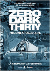 Zero Dark Thirty 2012
