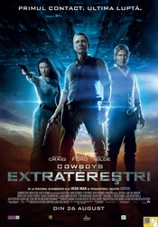 Cowboys and Aliens 2011