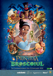 The Princess and the Frog 2010