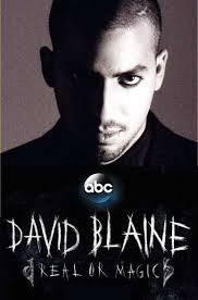 David Blaine: Real or Magic 2013