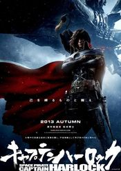 Space Pirate Captain Harlock 2013