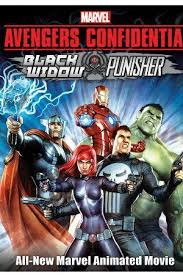 Avengers Confidential: Black Widow and Punisher 2014