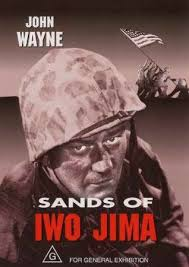 Sands of Iwo Jima 1949