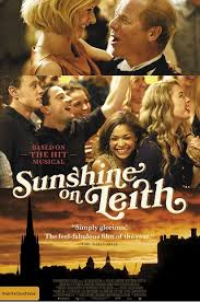 Sunshine on Leith 2013