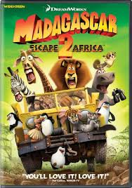 Madagascar 2: Escape ?frica 2008