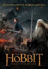 The Hobbit 3: The Battle of the Five Armies 2014