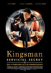 Kingsman 1 The Secret Service 2014