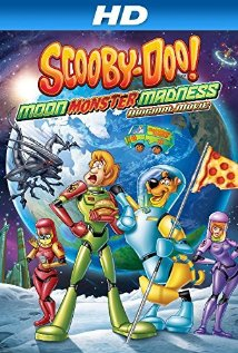 Scooby-Doo! Moon Monster Madness 2015