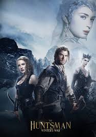 The Huntsman Winter's War 2016