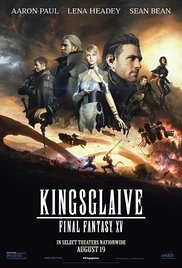 Kingsglaive: Final Fantasy XV 2016