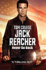 Jack Reacher 2 Never Go Back 2016