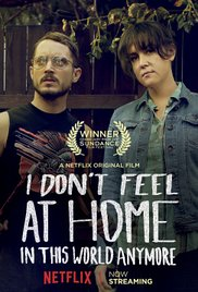 I Don't Feel at Home  2017