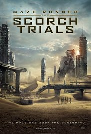 Maze Runner 2: The Scorch Trials 2015