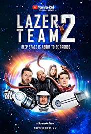 Lazer Team 2 2018