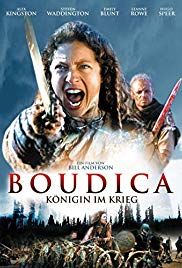 Boudica Warrior Queen 2003