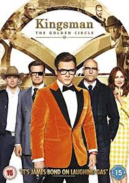 Kingsman 2 The Golden Circle 2017